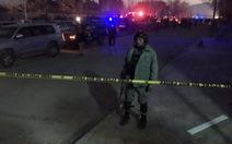 Đánh bom gần sứ quán Nga ở Afghanistan, 4 người chết