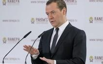 Đồng tiền Nga tiếp tục sụt giá thảm hại