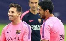 Điểm tin tối 20-1: Messi và Suarez vắng mặt trận gặp Athletic Bilbao