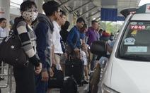 TP.HCM chấn chỉnh dịch vụ taxi dịp tết