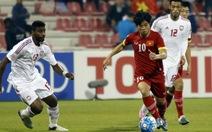Bị đuổi hai người, U-23 VN thua ngược UAE