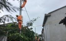 Đảo Bé của Lý Sơn chính thức có điện