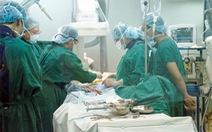 Cứu sống bệnh nhân bị vỡ túi phình động mạch chủ ngực