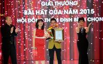 Về với Đông thắng lớn tại Gala Bài Hát Việt 2015