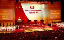 Bắt đầu công tác nhân sự Đại hội Đảng XII
