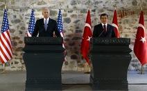 """Mỹ chuẩn bị """"giải pháp quân sự"""" chống IS tại Syria"""