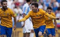 Điểm tin tối 23-1: Messi mang về ba điểm nhọc nhằn cho Barca