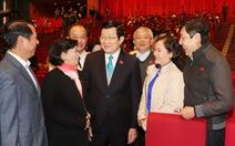 Đại biểu có quyền ứng cử, đề cử vào BCH trung ương khóa XII