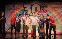 Đội kịch Tuổi Ngọc mừng tuổi 30