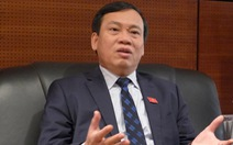 Bốn người xin rút để dồn phiếu cho ông Nguyễn Phú Trọng