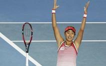 Giải Úc mở rộng 2016: Shuai Zhang viết tiếp chuyện cổ tích