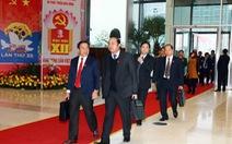 Đại hội XII: Đoàn Chủ tịch họp xem xét các trường hợp xin rút