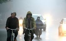Dự báo thời tiết 18-4: Miền Bắc trở lạnh