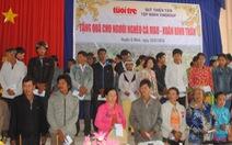 526 suất quà tết đến với người nghèo U Minh