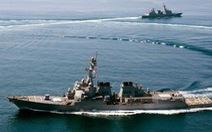 Úc cân nhắc tập trận trên Biển Đông