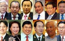 Infographic 200 ủy viên Ban chấp hành trung ương khóa XII
