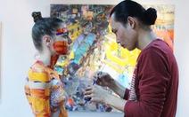 Xem 200 tác phẩm nghệ thuật VN trưng bày tại Tết Art