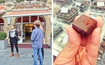 Hấp dẫn cung đường chocolat nước Bỉ