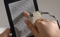 Sách giáo khoa điện tử đầu tiên cho người khiếm thị