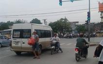 Hà Nội xử phạt người đi bộ phạm luật giao thông từ 1-2
