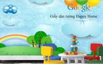 Giấy dán tường Happy Home - Tô điểm sắc màu cuộc sống