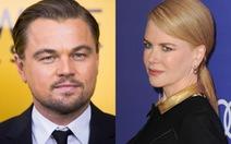 Leonardo DiCaprio, Nicole Kidman đếnKenya chứng kiến thiêu hủy ngà voi