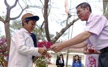 """""""Cây mùa xuân"""" tới trẻ em nghèo Đam Rông"""