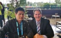 Đề nghị chuyển điểm đánh Davis Cup sang VN