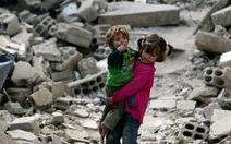 Hơn 45.000 dân Syria lại bị quân đội chính phủ bao vây