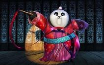 Kung Fu Panda 3 dẫn đầu phim ăn khách