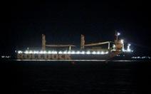 Tàu ngầm Đà Nẵng về đến vịnh Cam Ranh