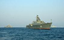 Tàu Đinh Tiên Hoàng đã đến Ấn Độ tham gia duyệt binh