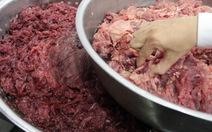 Phù phép thịt heo nái thành thịt bò, tẩm hóa chất Metabisulfite