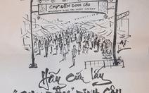 Tiểu thương chợ đêm Dinh Cậu cầu cứu lãnh đạo tỉnh