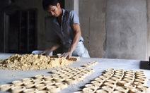 Thăm làng bánh in An Lạc