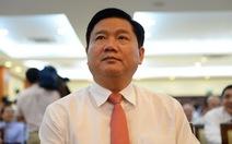 Ông Đinh La Thăng làm Bí thư Thành ủy TP.HCM