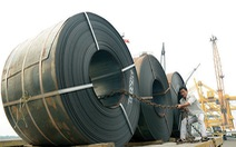 Chi 9 tỉ USD nhập khẩu thép