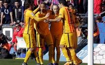 Suarez qua mặt Ronaldo dẫn đầu danh sách Vua phá lưới ở La Liga