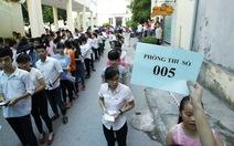 ĐH Quốc gia Hà Nội bắt đầu tuyển sinh riêng từ tháng 5