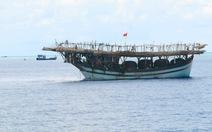 Tàu hải cảnh Trung Quốc cướp phá tàu cá Quảng Nam