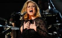 Adele là nghệ sĩ có lượng đĩa bán ra nhiều nhất 2015