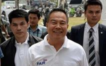Cựu cảnh sát trưởng đắc cử chủ tịch LĐBĐ Thái Lan