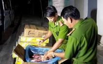 Bị phạt 50 triệu đồngvì biến thịt trâu Ấn thành thịt bò Việt