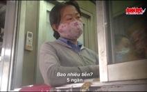 """Clip nhân viên giữ xe sân bay Tân Sơn Nhất """"ma"""" ra sao"""