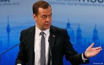 Thủ tướng Nga: Cuộc chiến tranh lạnh mới đã bắt đầu