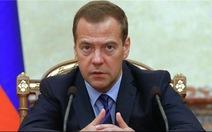 Thủ tướng Nga cảnh báo việc can thiệp bộ binh tại Syria