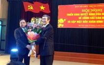 Ông Phạm Minh Chínhgiữ chức trưởng Ban Tổ chức trung ương
