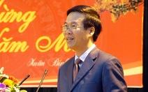 Ông Võ Văn Thưởng giữ chứctrưởng ban Tuyên giáo Trung ương