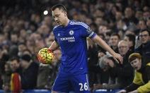 Điểm tin sáng 16-2: Terry vắng mặt trận gặp PSG