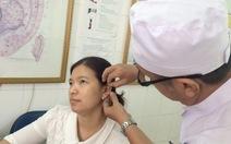 Hai tháng giảm 3kg nhờ châm cứu huyệt ở tai